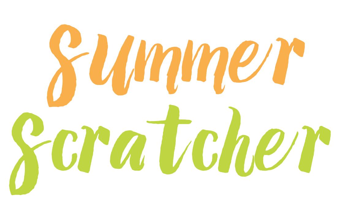 Summer Scratcher is back!